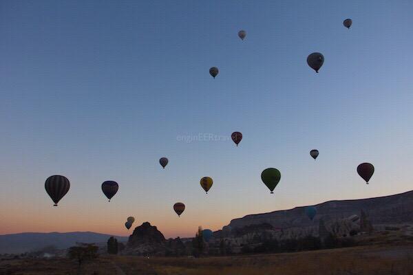 Cappadocia Balloon Ride Discount