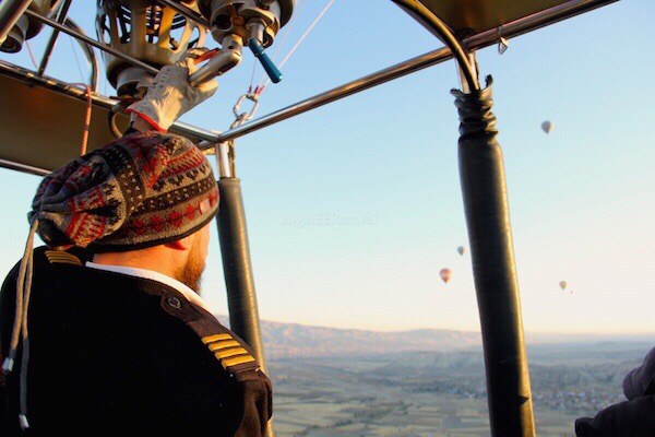 Hot Air Balloon Pilot