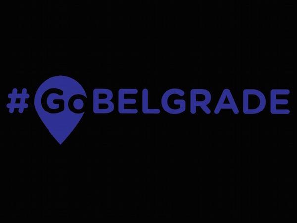 Go Belgrade Logo